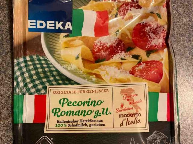 Pecorino Romano, 100 % Schafmilch von Shortstop25   Hochgeladen von: Shortstop25