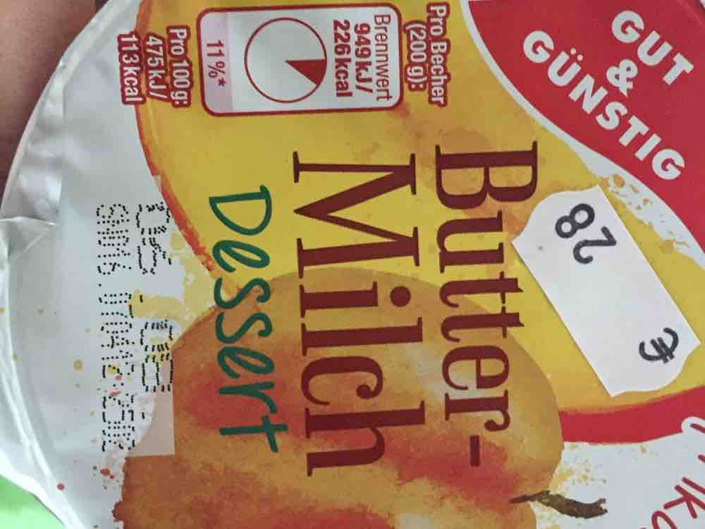 Buttermilch Dessert, Aprikose- Mango von crashyhase   Hochgeladen von: crashyhase