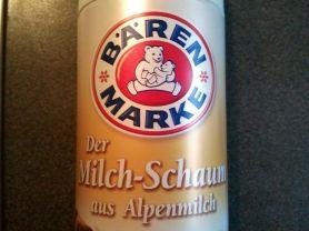 Milch-Schaum, aus Alpenmilch | Hochgeladen von: huhn2