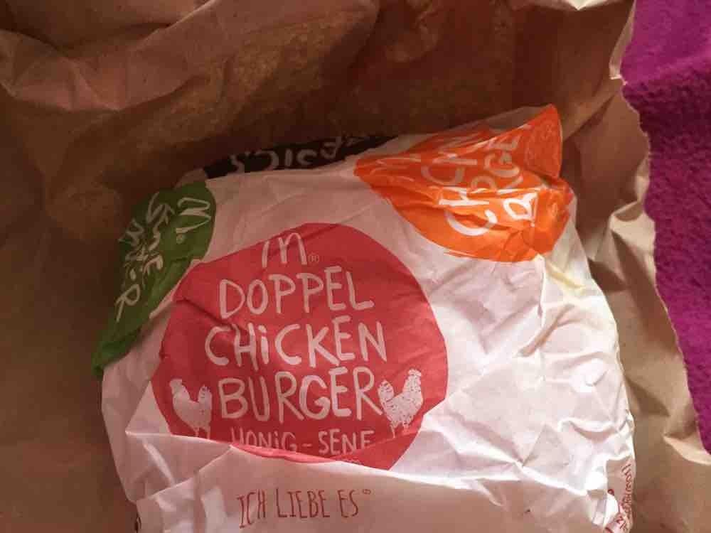Doppel Chickenburger Honig Senf von Michal97   Hochgeladen von: Michal97