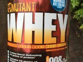 Mutant Whey, Vanilla | Hochgeladen von: sharpshooter69