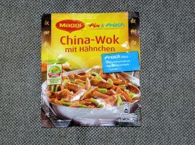 Maggi China Wok mit Hähnchen (Tüte) | Hochgeladen von: fotomiezekatze