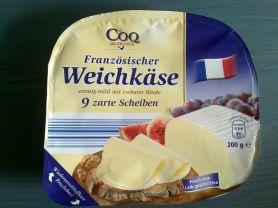 FRANZÖSISCHER WEICHKÄSE, cremig mild mit essbarer | Hochgeladen von: Caro63