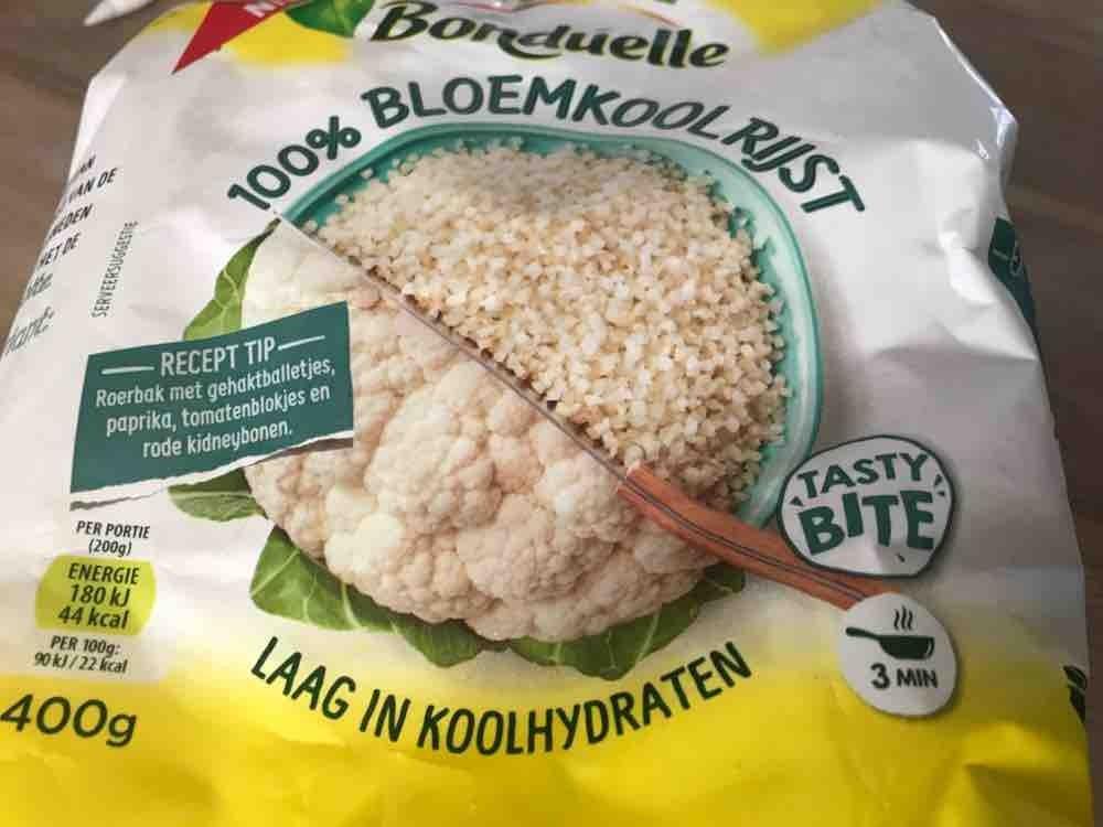 bloemkool, rijst von balance1953   Hochgeladen von: balance1953