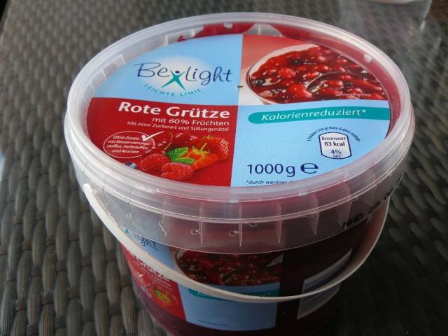 Rote Grütze mit 60% Früchten, Kalorienreduziert | Hochgeladen von: floridia