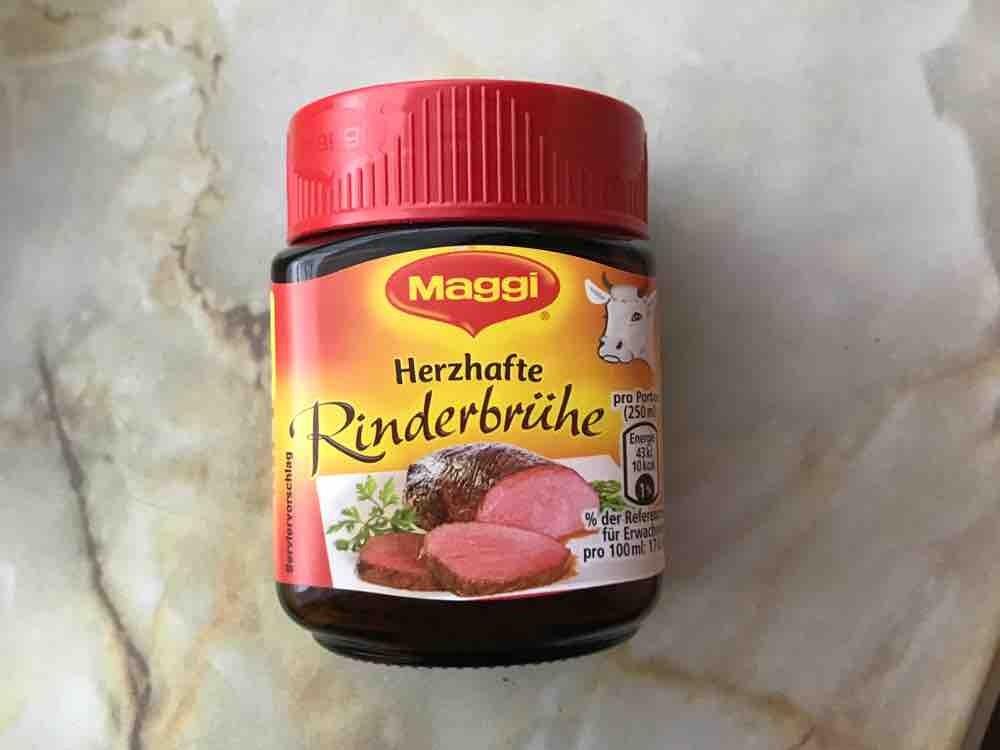 Herzhafte Rinderbrühe von hedi54 | Hochgeladen von: hedi54