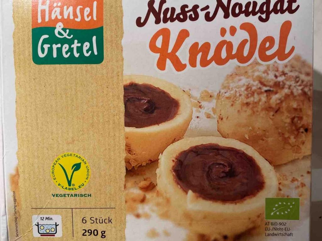 Nuss-Nougat Knödel, Bio von xperal | Hochgeladen von: xperal