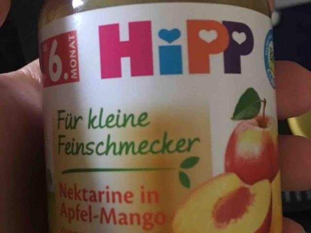 Nektarine in Apfel Mango  von lzi01586 | Hochgeladen von: lzi01586