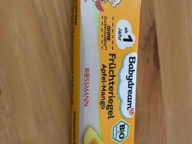 Früchteriegel Apfel mango von CKEffa   Hochgeladen von: CKEffa