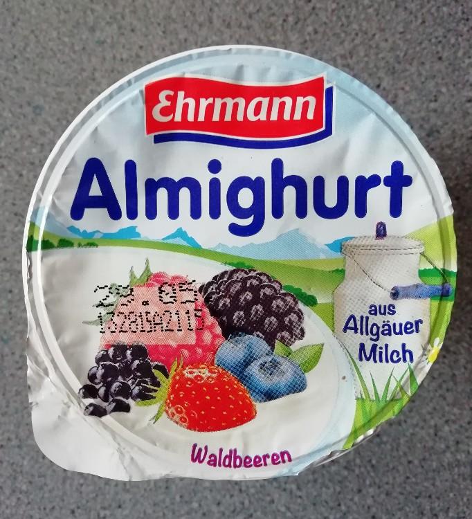 Almighurt, Waldbeeren von dreifachmama   Hochgeladen von: dreifachmama