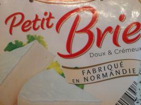 Petit Brie, Doux & Cremeux | Hochgeladen von: haraldhi