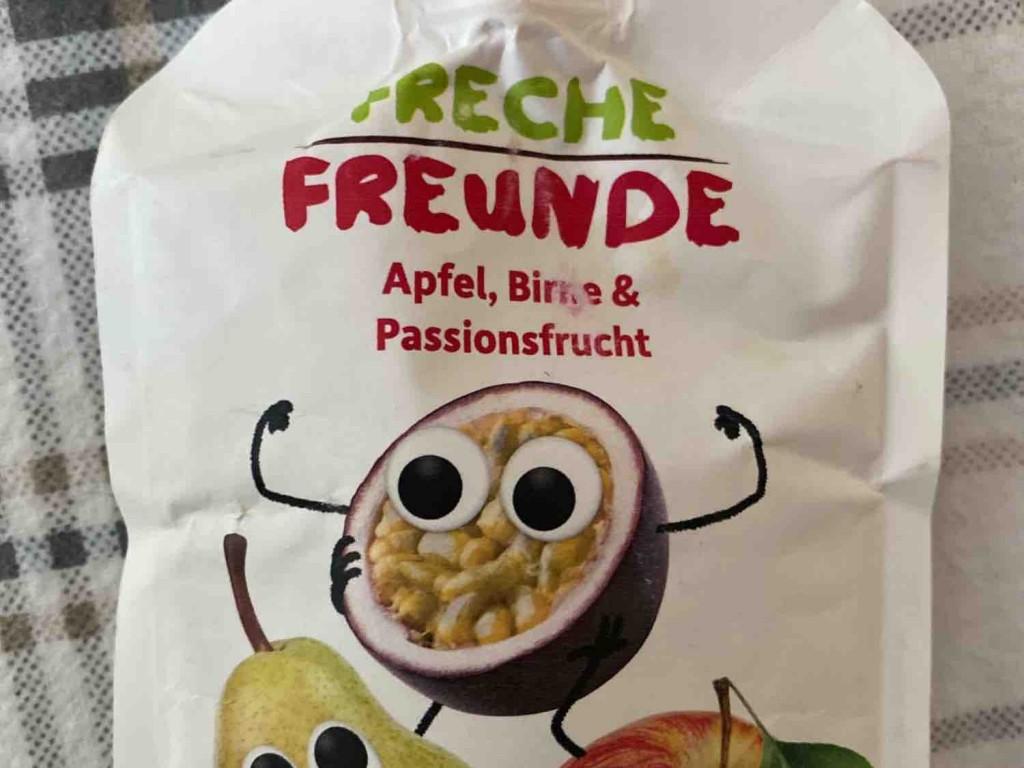 Freche Freunde, Apfel, Birne & Passionsfrucht von superbummel600 | Hochgeladen von: superbummel600