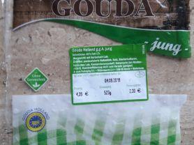 Holländischer Gouda - jung - (am Stück) ALDI, Käse | Hochgeladen von: Jojo1