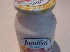 Joghurt, Rhabarber-Vanille | Hochgeladen von: fgh