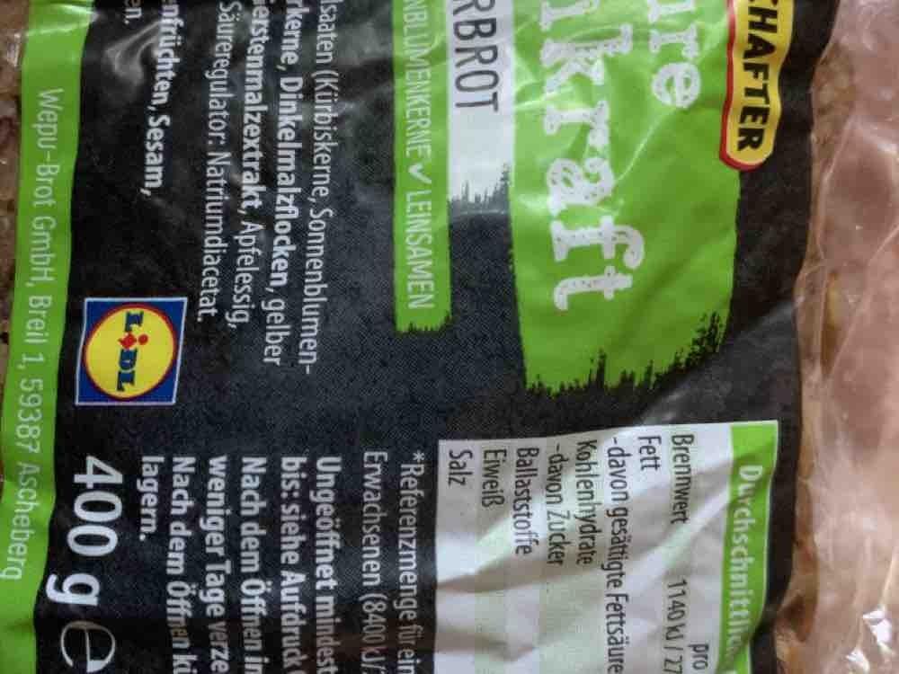 Haferbrot, ohne Mehl  von Zollstock | Hochgeladen von: Zollstock