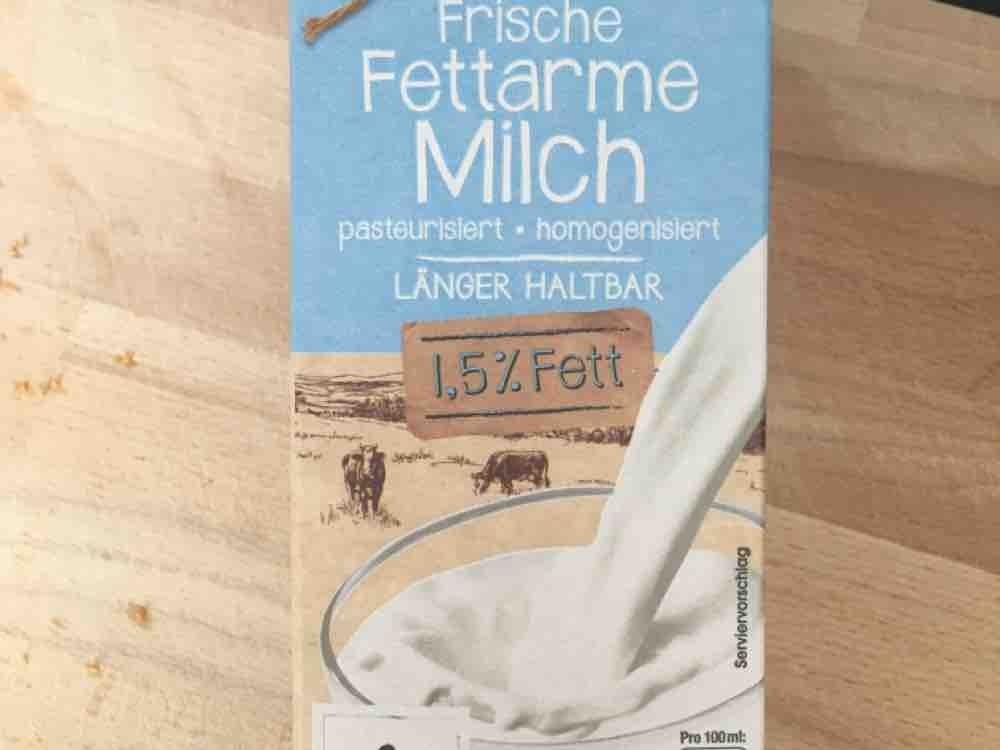 Frische Fettarme Millch, 1,5 % Fett von Dschegger | Hochgeladen von: Dschegger