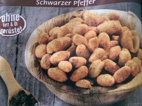 Erdnüsse schwarzer Pfeffer Alesto, schwarzer Pfeffer | Hochgeladen von: Njami