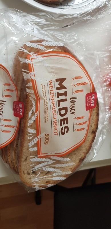 Unser Mildes, Weizenmischbrot von Grim | Hochgeladen von: Grim