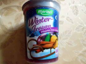 Winter-Traum Maribel Pflaume-Zimt-Grütze   Hochgeladen von: tea