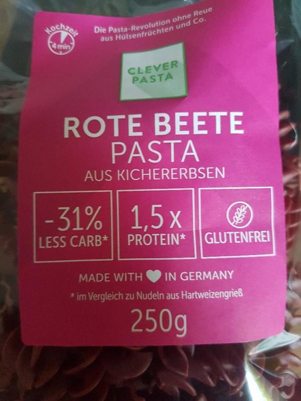 Rote Beete Pasta von Sunshinemel76 | Hochgeladen von: Sunshinemel76