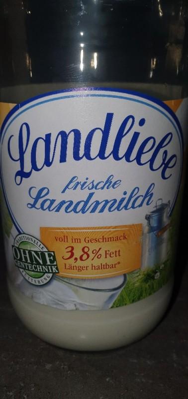 Frische Landmilch, 3,8% von Adonis   Hochgeladen von: Adonis