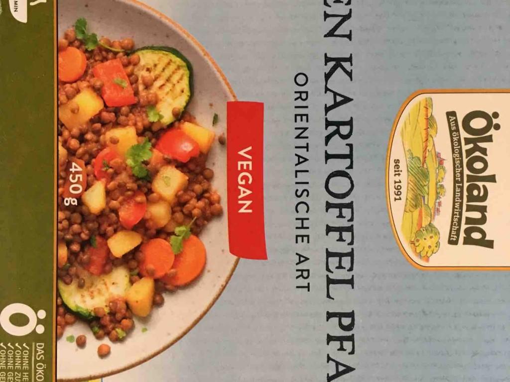 Linsen-Kartoffel-Pfanne, orientalisch gewürzt von Banker77   Hochgeladen von: Banker77