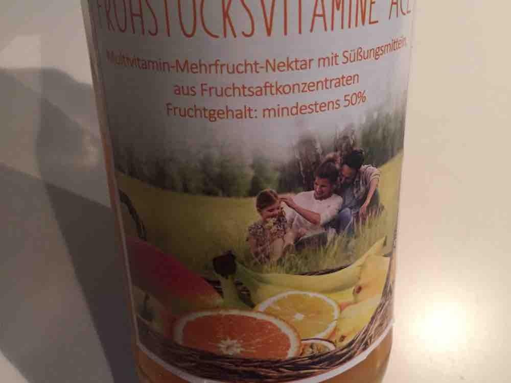 Beckers Bester Frühstücksvitamine ACE, fruchtig von Falck | Hochgeladen von: Falck