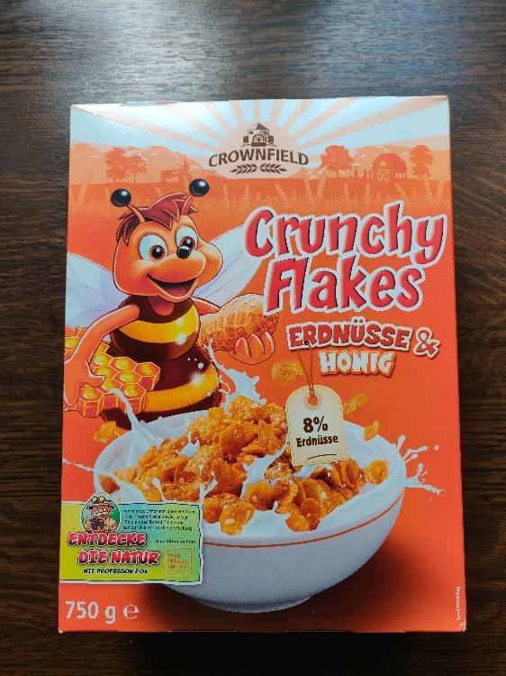 Crunchy Flakes, Erdnüsse & Honig by MrBiceps92   Uploaded by: MrBiceps92