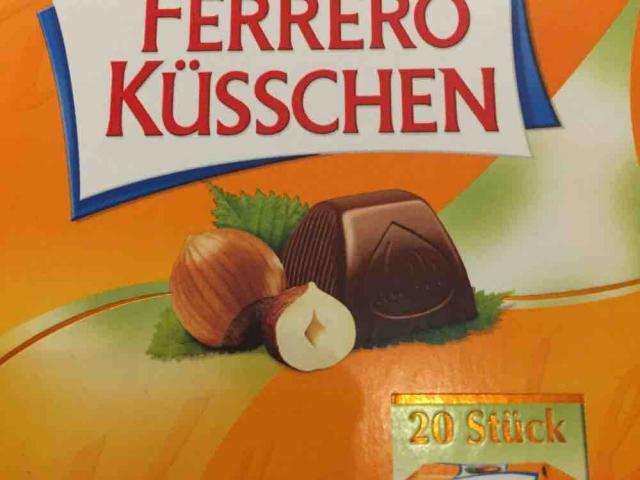 Ferrero Küsschen von Muttihoch3   Hochgeladen von: Muttihoch3