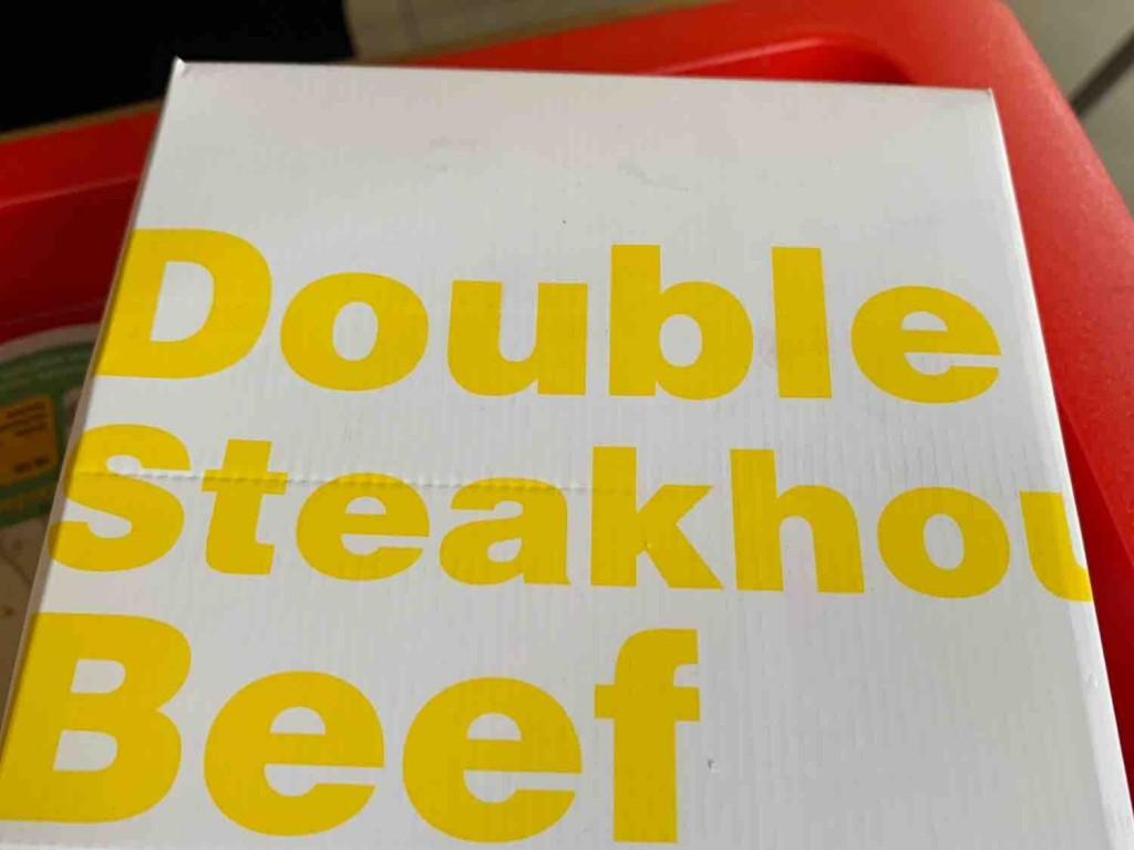 Double Steakhouse Beef von Pati1984 | Hochgeladen von: Pati1984
