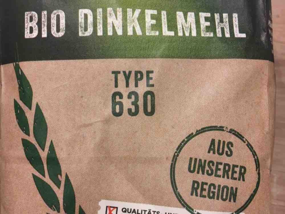 Bio Dinkelmehl, Type 630 von LadyGilraen   Hochgeladen von: LadyGilraen