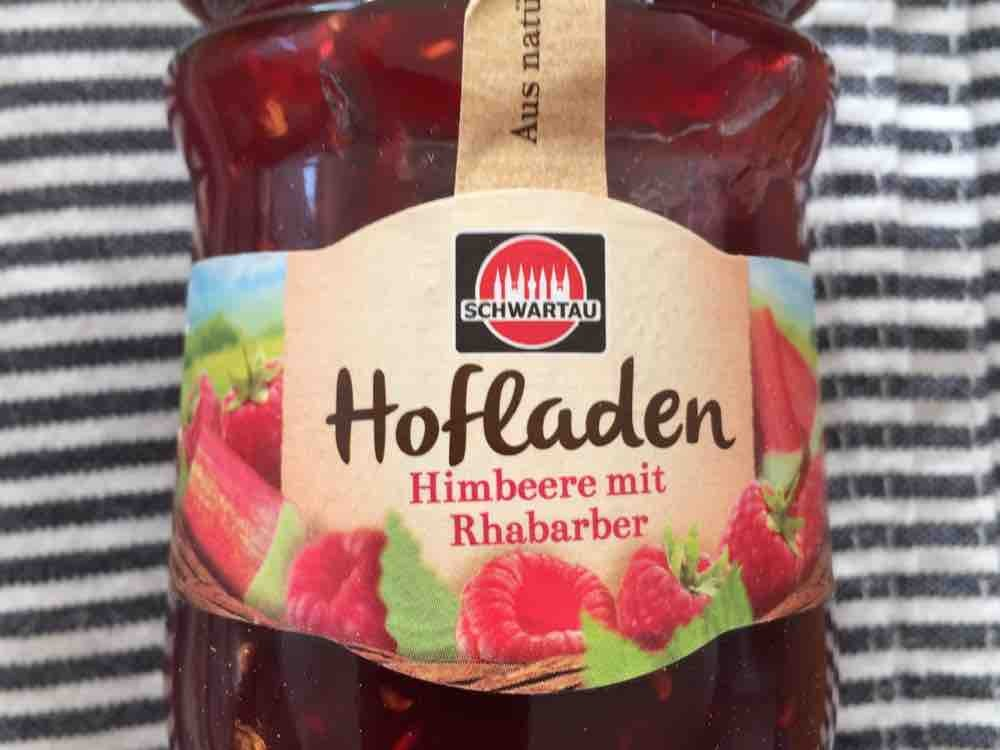 Hofladen Marmelade, Himbeere mit Rhabarber von Peti66 | Hochgeladen von: Peti66