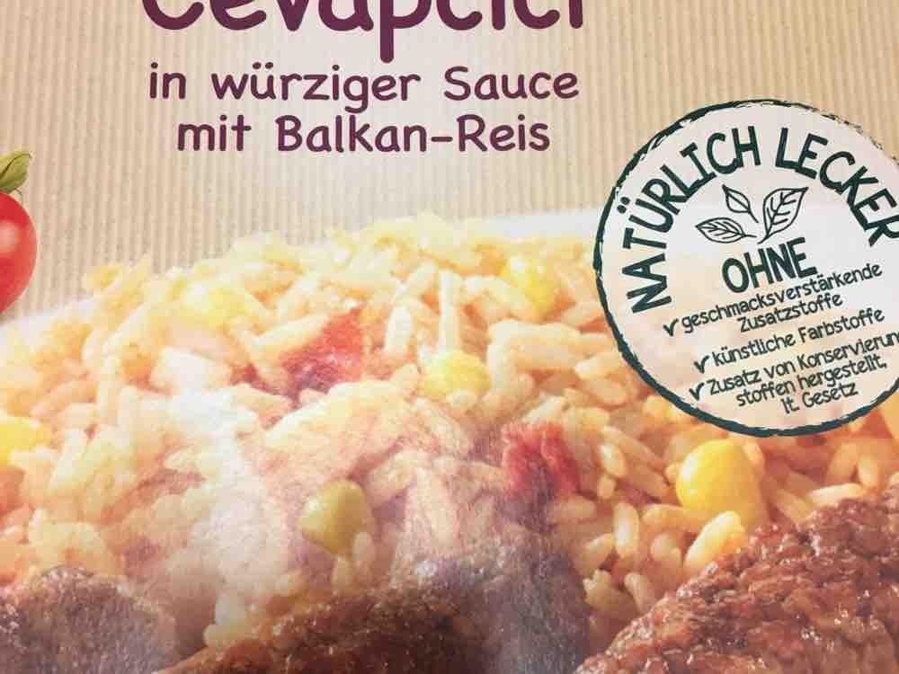 Cavapcici, mit Balkan-Reis von vnest | Hochgeladen von: vnest