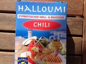 Halloumi, Chili | Hochgeladen von: Andy92
