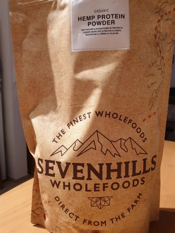 Organic Hemp Protein Powder (Sevenhills Wholefood) von An80 | Hochgeladen von: An80