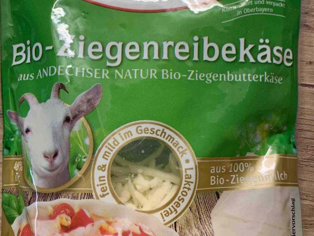 Bio-Ziegenreibekäse (Andechser Natur) von Nanspans | Hochgeladen von: Nanspans