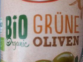 Bio organic Grüne Oliven geschnitten | Hochgeladen von: pictura