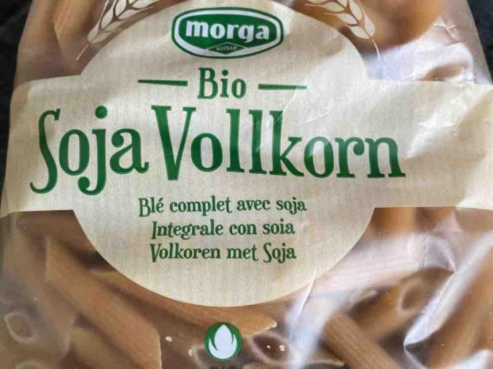 Bio Soja Vollkorn-Hartweizen Penne (Morga) von corinasyfrig | Hochgeladen von: corinasyfrig