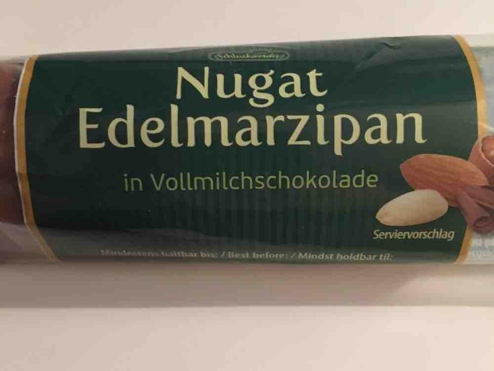 Nugat Edelmarzipan in Vollmilchschokolade von ckroen287   Hochgeladen von: ckroen287