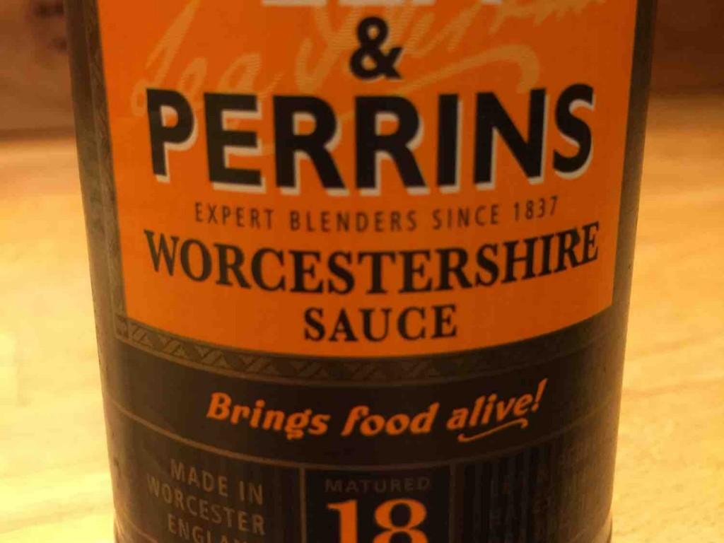 Lea & Perrins Worcestershire Sauce, Worcester von Flocom   Hochgeladen von: Flocom