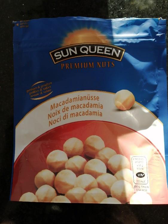 Macadamia nüsse Premium Nutd, geröstet und gesalzen von markus. huerzeler   Hochgeladen von: markus. huerzeler