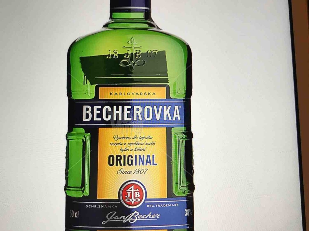 Becherovka, Kräuterlikör von delphin0735 | Hochgeladen von: delphin0735
