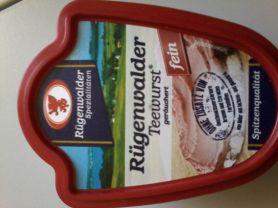 Aldi Nord Rügenwalder Teewurst | Hochgeladen von: AnjaS