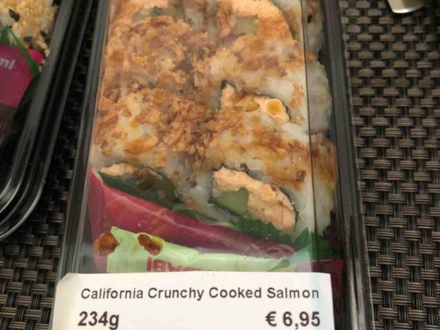 California Crunchy cooked salmon von jakomo | Hochgeladen von: jakomo