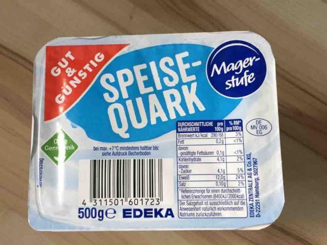 Speisequark , Magerstufe  0,2 Fett von adrianacecilia   Hochgeladen von: adrianacecilia