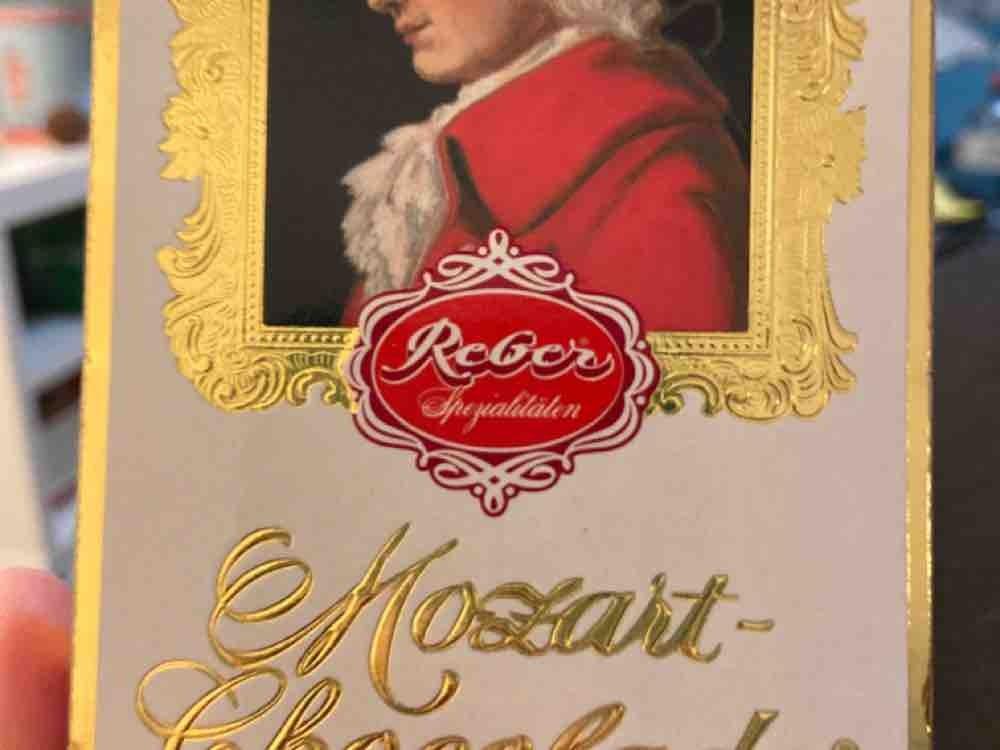 Mozart-Schokolade, Pistazienmarzipan  von yvonnema   Hochgeladen von: yvonnema