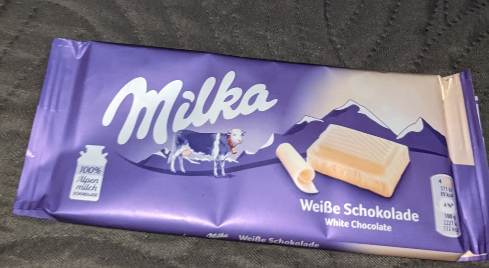Weiße Schokolade von ellenkuehnberge180 | Hochgeladen von: ellenkuehnberge180