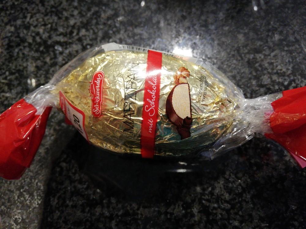 Marzipan mit Schokolade Ei von prcn923 | Hochgeladen von: prcn923