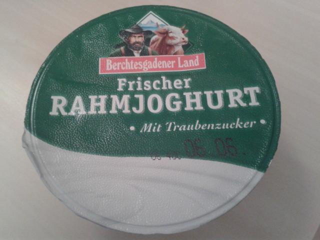 frischer Rahmjogurth mit Traubenzucker, natur | Hochgeladen von: blackeyed82