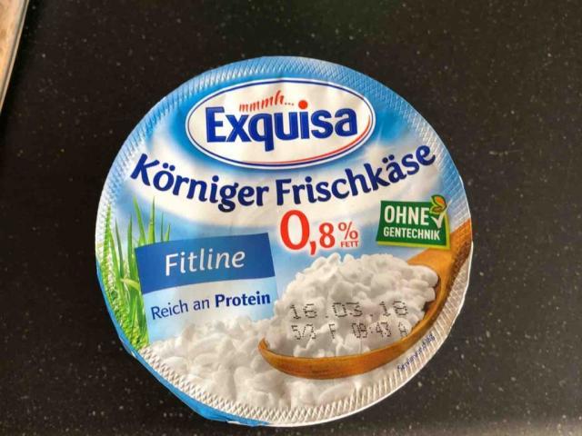 K?rniger Frischk?se, Fitline 0.8 % Fett von dilosch | Hochgeladen von: dilosch